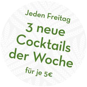 Treibhaus Hannover Bar Cocktails